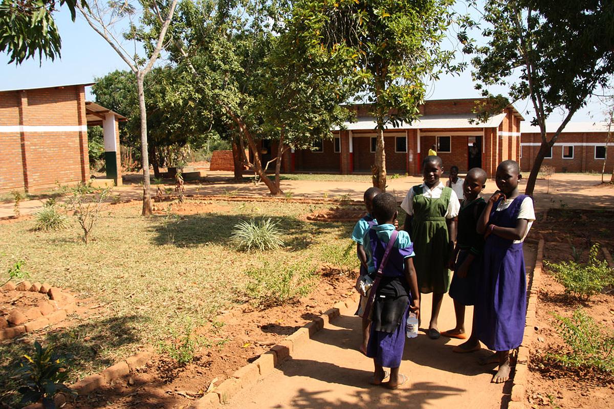 Secondary School in Chisala