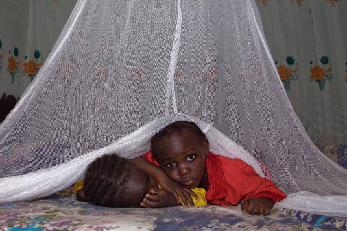 Mosquito Nets & Baby Clothes