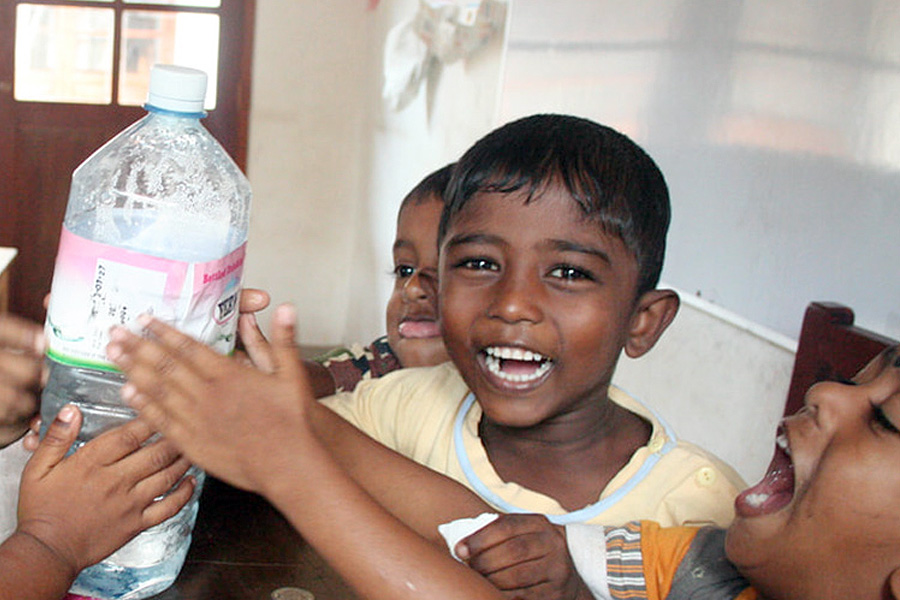Datum Foundation - Water & Sanitation