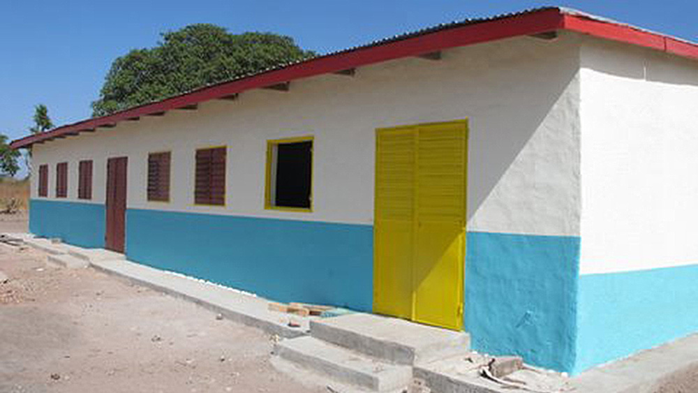 The Completed School