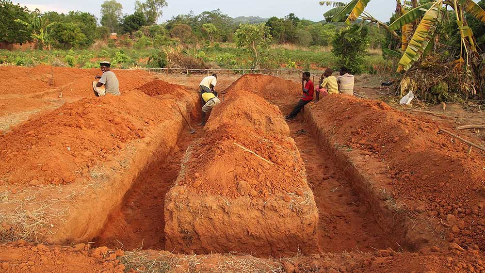 Preliminary Excavations