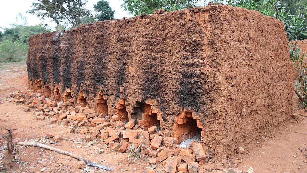 Brick Making Kiln