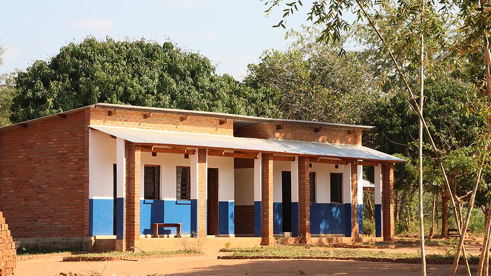 Chisala Secondary School Exterior