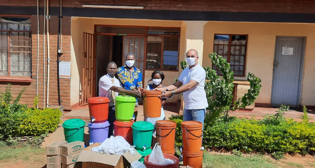 Covid19: Providing Masks for Malawi