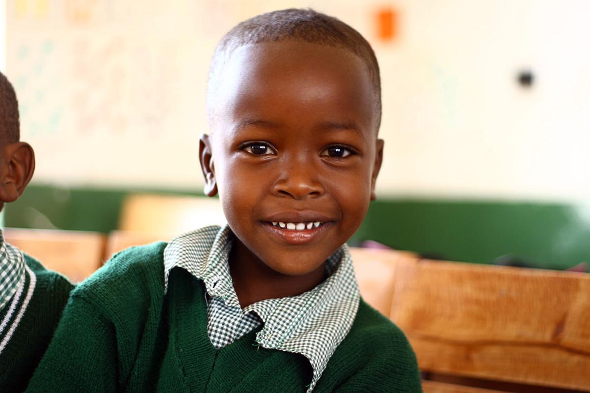 School – Kisongo, Tanzania