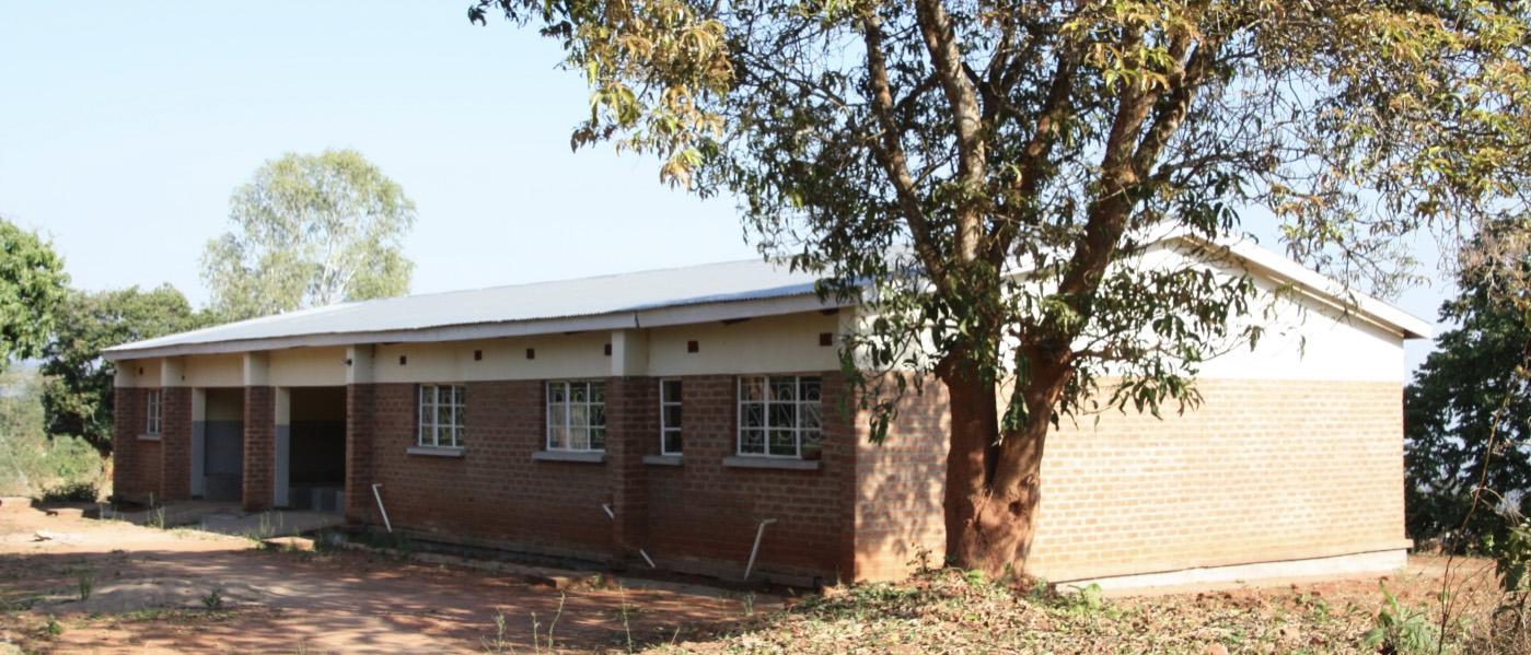 Rural Maternity Clinic – Chikwina, Malawi